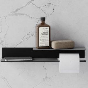 houder toiletpapier [rechts] Badkameraccessoires 2