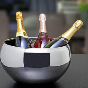 champagnekoeler, rond lifestyle accessoires