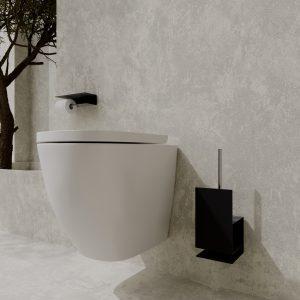houder toiletborstel Badkameraccessoires 2