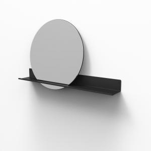 plank met spiegel spiegels 2