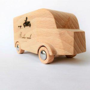 houten bestelbus speelgoed 2